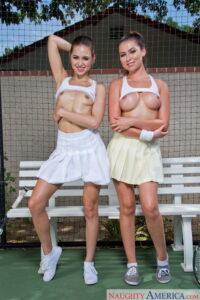Riley Reid and Melissa Moore
