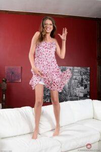 Elena Koshka muestra su culazo espectacular